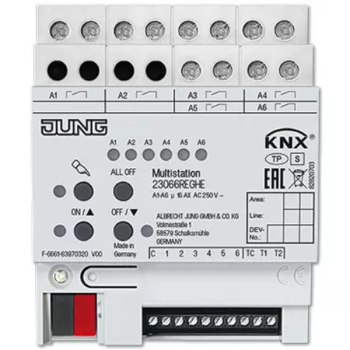Multistation KNX